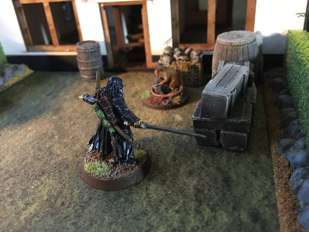 Netheran rushes to eliminate the rat
